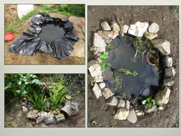Tyre pond a permaculture design course handbook for Garden pond design books