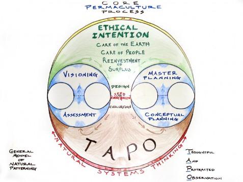 chapter 3 design process a permaculture design course