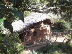 multiple zone 0's from my life in Portugal cob house