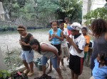 Community Outreach with Kids Permaculture