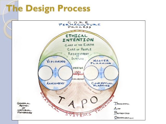Design Process Permaculture