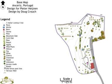 1.0 HA design from Central Portugal